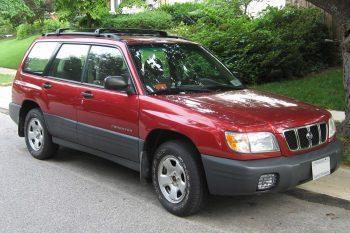 Subaru Forrester
