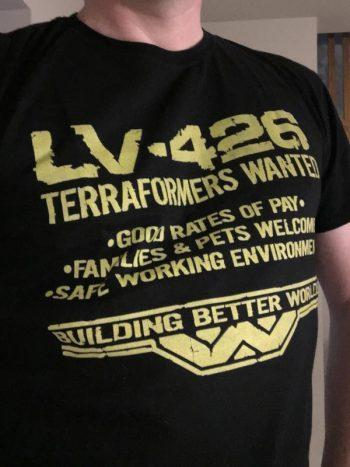 LV-426 Terraformers Wanted